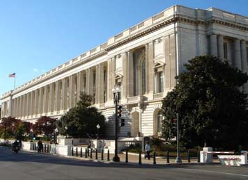 House Office Buildings (Rayburn, Longworth, Cannon)